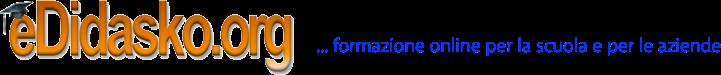 eDidasko.org...formazione online