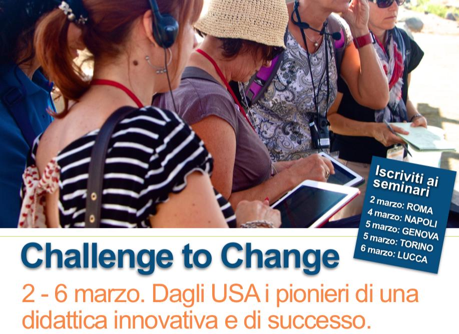 Challange to Change